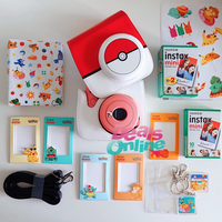 Pokemon Package Limited Edition instax mini 9