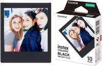instax SQUARE Black films 10 sheets