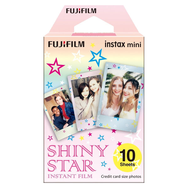 Shiny Star Fujifilm Instax Mini Instant Films