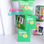 30 sheets Plain Fujifilm Instax Mini Instant Films