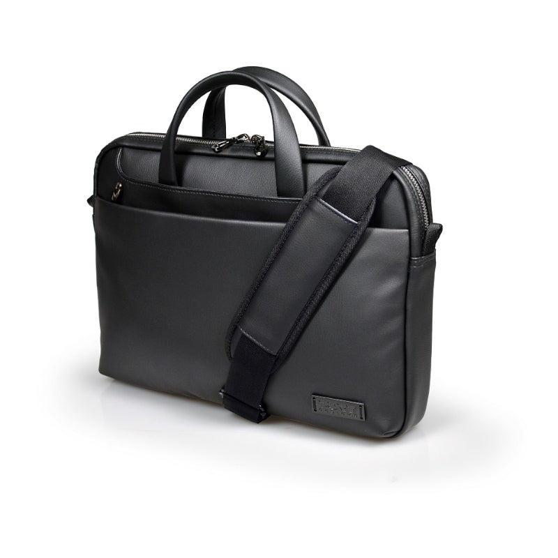 Port Designs ZURICH 13/14 Toplaoding Case Black