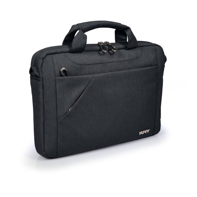 Port Designs SYDNEY 13/14' Toploading Case Black