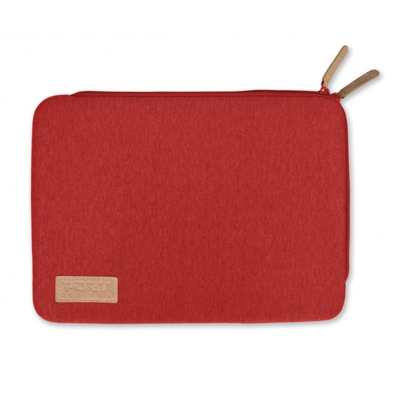 Port Designs TORINO 10/12.5 Notebook Sleeve Red