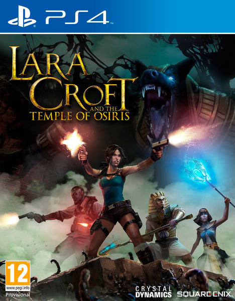 LARA CROFT: TEMPLE OF OSIRIS   (PS4)