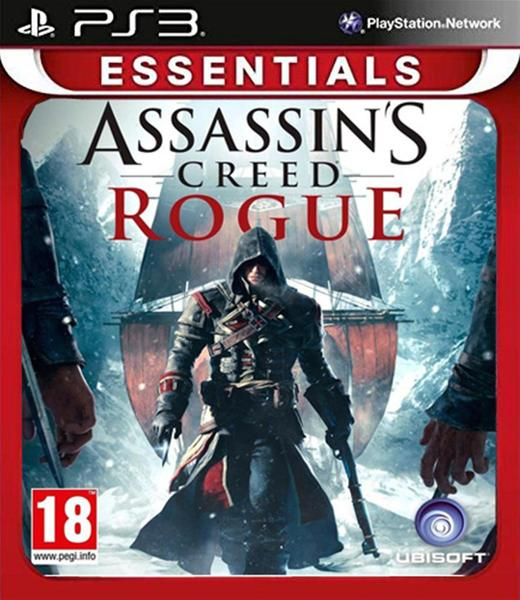 ESSENTIALS PS3: ASSASSINS CREED ROGUE