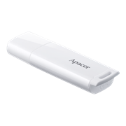 Apacer 16GB AH336 USB 2.0 Streamline Flash Drive - White, Retail Box, Limited Lifetime Warranty