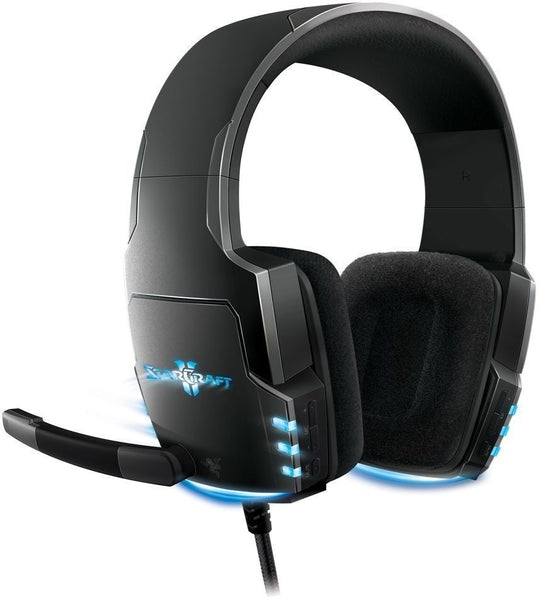 Razer Banshee StarCraft 2 Gaming Headset (PC)