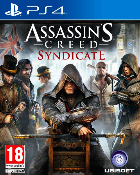 ASSASSINS CREED: SYNDICATE   (PS4)