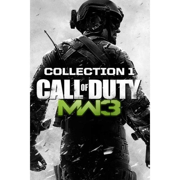 CALL OF DUTY MODERN WARFARE 3: DLC COLLECTION 1 (PC)