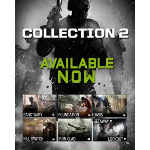 CALL OF DUTY MODERN WARFARE 3: DLC COLLECTION 2 (PC)
