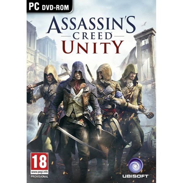 ASSASSINS CREED UNITY   (PC)