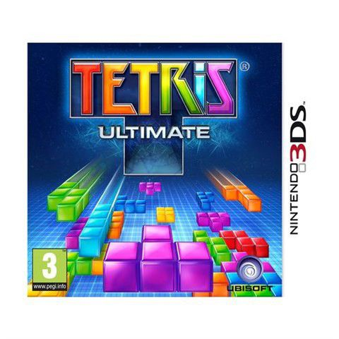 TETRIS ULTIMATE   (3DS)