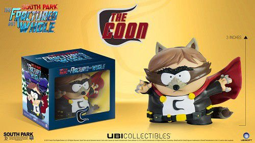 SOUTH PARK: THE FRACTURED BUT WHOLE - THE COON 3 INCH (FIGURINE)