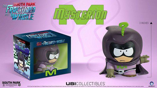 SOUTH PARK: THE FRACTURED BUT WHOLE - MYSTERION 3 INCH (FIGURINE)