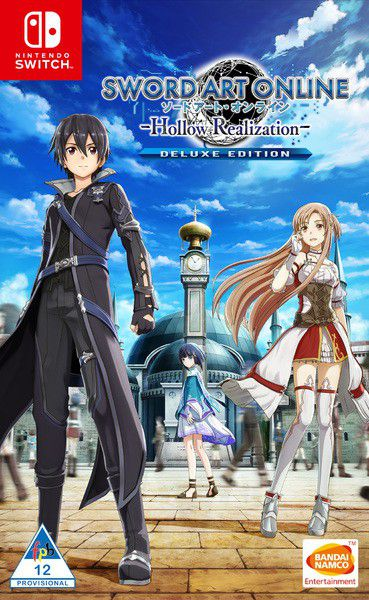 SWORD ART ONLINE: HOLLOW REALIZATION - DELUXE EDITION (NS)