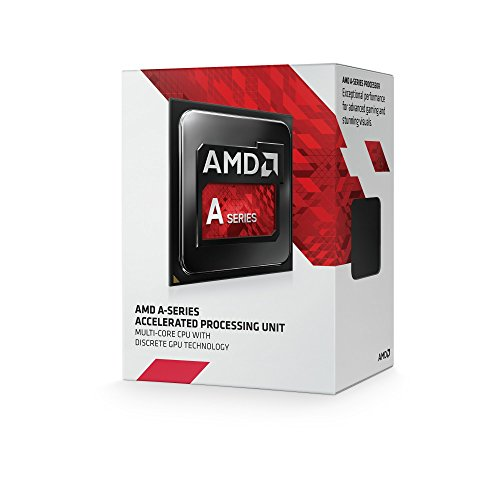 AMD A4-Series APU A4-7300 with Radeon HD 8470D