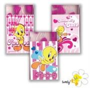Tweety Jelly Eraser 3pcs In Opp Bag With, Retail Packaging, No Warranty