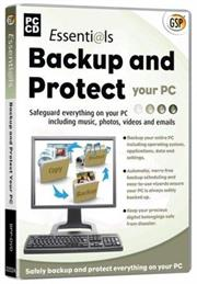 Apex Essentials - back up and protect, Retail Box , No Warranty on Software