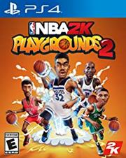 Sony PS4 Game - NBA Playgrounds, Retail Box, No Warranty on Software