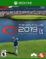 Xbox One Game - The Golf Club 2019, Retail Box, No Warranty on Software