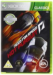 Xbox 360 Game - Need For Speed Hot Pursuit Classic, Retail Box, No Warranty on Software