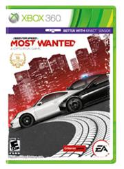 Xbox 360 Game - Need For Speed Most Wanted, Retail Box, No Warranty on Software