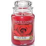 Yankee Candle True Rose Large Jar Retail Box No warranty