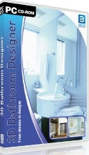 Apex 3d Bathroom Designer, Retail Box , No Warranty on Software