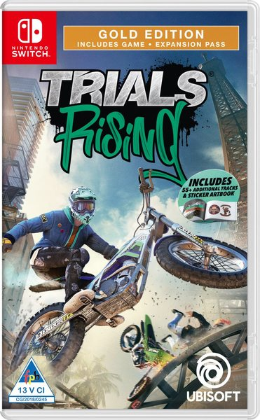 TRIALS RISING - GOLD EDITION (NS)