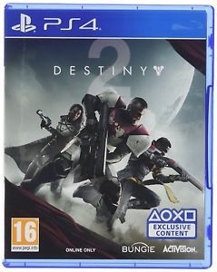 DESTINY 2: SPECIAL EDITION (PS4)