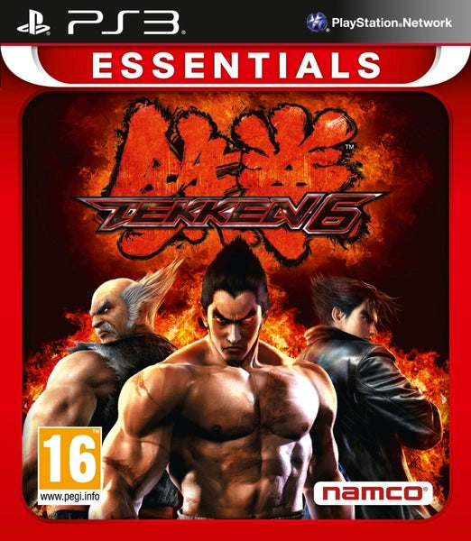 ESSENTIALS PS3: TEKKEN 6