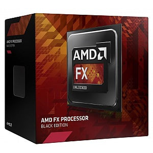 Amd FX-4320 Black Edition Processor