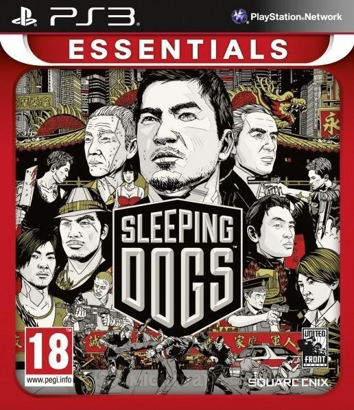 ESSENTIALS PS3: SLEEPING DOGS