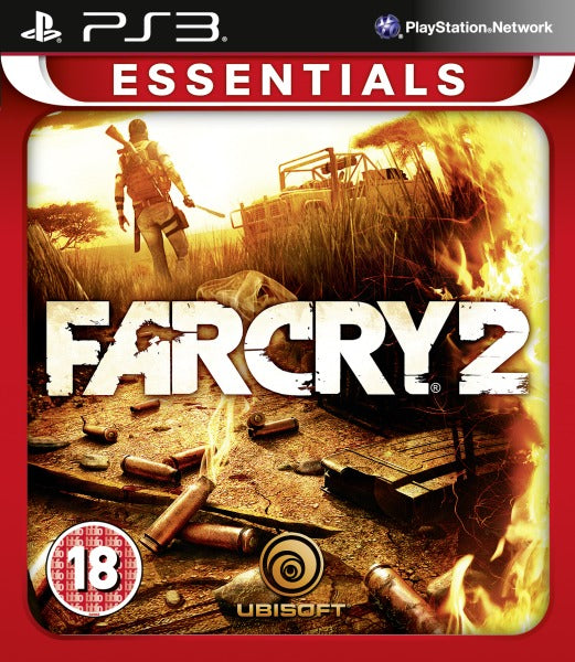ESSENTIALS PS3: FAR CRY 2