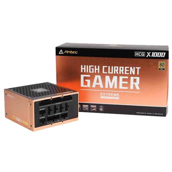 ANTEC High Current Gamer 1000W Extreme Gold Fully Modular PSU