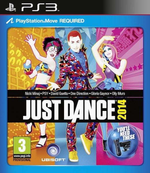 ESSENTIALS PS3: JUST DANCE 2014