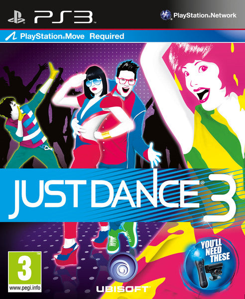 ESSENTIALS PS3: JUST DANCE 3