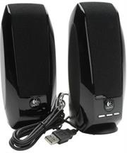 Logitech S150 Speakers - Digital, USB - black, Retail Box , 1 year Limited Warranty