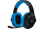Logitech G233 Prodigy Gaming Headset for PC & Console, Retail Box , 1 year Limit warranty
