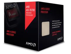 AMD A10-Series APU A10-7870K with Radeon R7 Graphics and Near Silent Thermal Solution