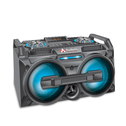 Audionic DJ Bluetooth Music Station