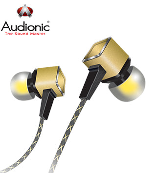 Audionic Box Earphones with Microphone
