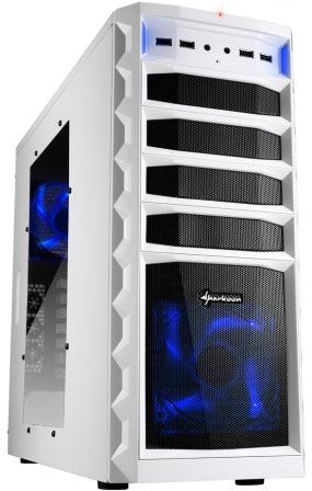 Sharkoon REX3 Value Edition Gaming ATX Midi Tower