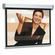 Esquire Electric Projector Screen 180 X 180, Retail Box , 1 year Limited Warranty