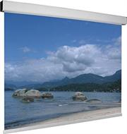 Esquire Manual Projector Screen Wide Screen Format 300 X 169 Retail Box 1 year Limited Warranty