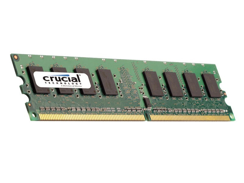 Crucial 8GB DDR3L 1600MHz Dual Rank ECC Unbuffered Dimm