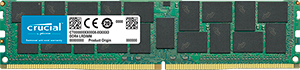 Crucial 32GB DDR4 2666MHz Dual Rank Load Reduced Dimm