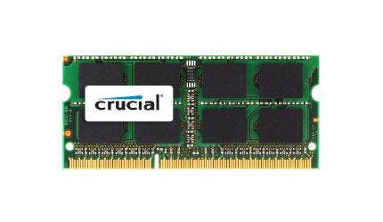 Crucial Mac 4GB DDR3 1333MHz SO-DIMM