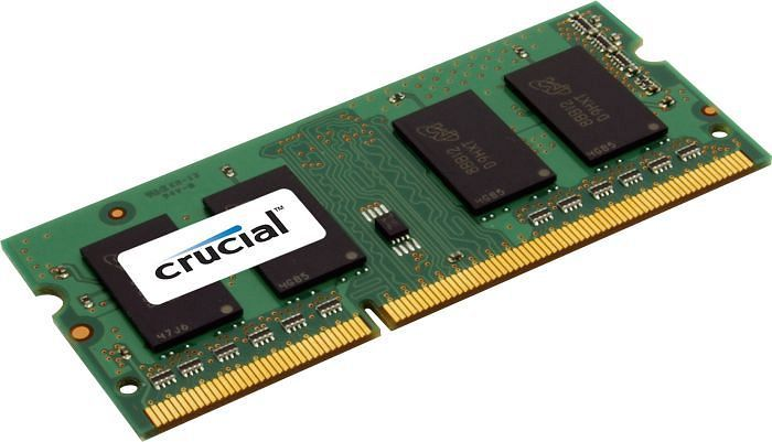 Crucial Mac 8GB DDR3L 1866MHz SO-DIMM
