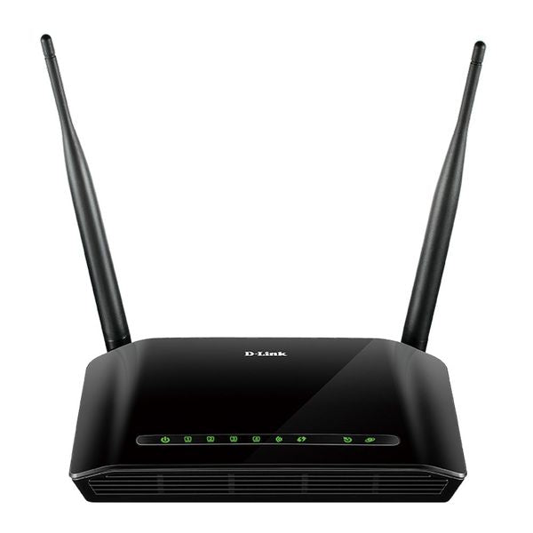 D-Link DSL-2740U Wireless N ADSL2+ 4-Port Wi-Fi Route